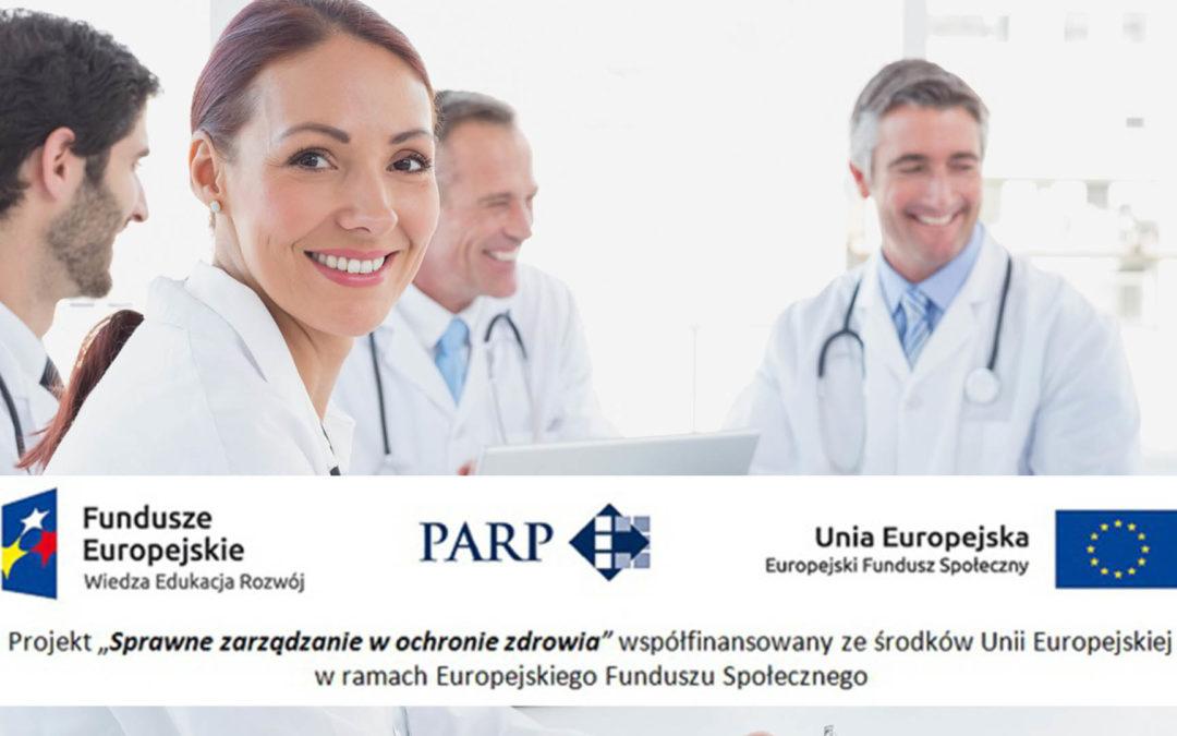 Sprawne zarządzanie w ochronie zdrowia