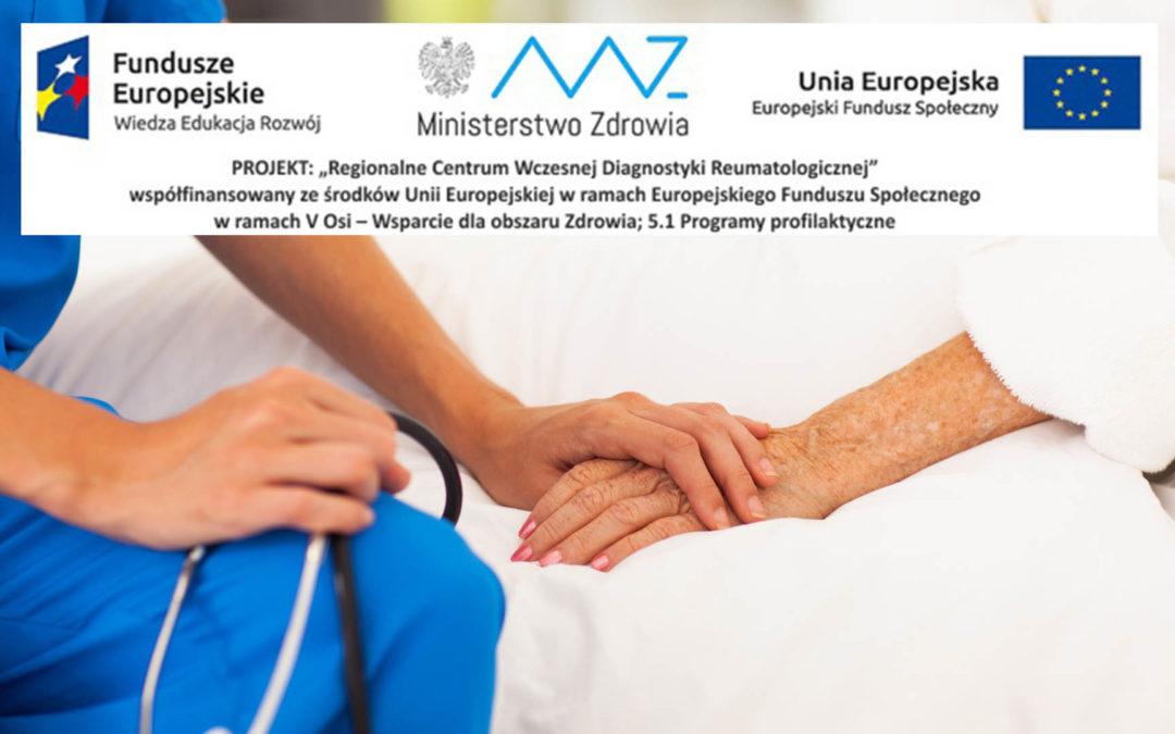 Regionalne Centrum Wczesnej Diagnostyki Reumatologicznej