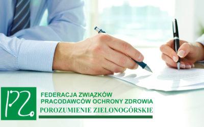 Zakończenie negocjacji na 2020 rok – Komunikat PZ