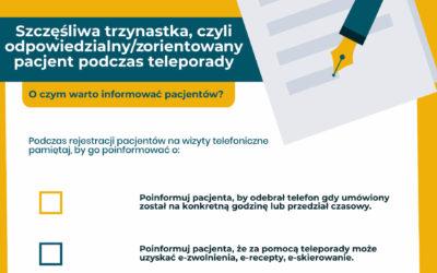 Checklista dla rejestratorek