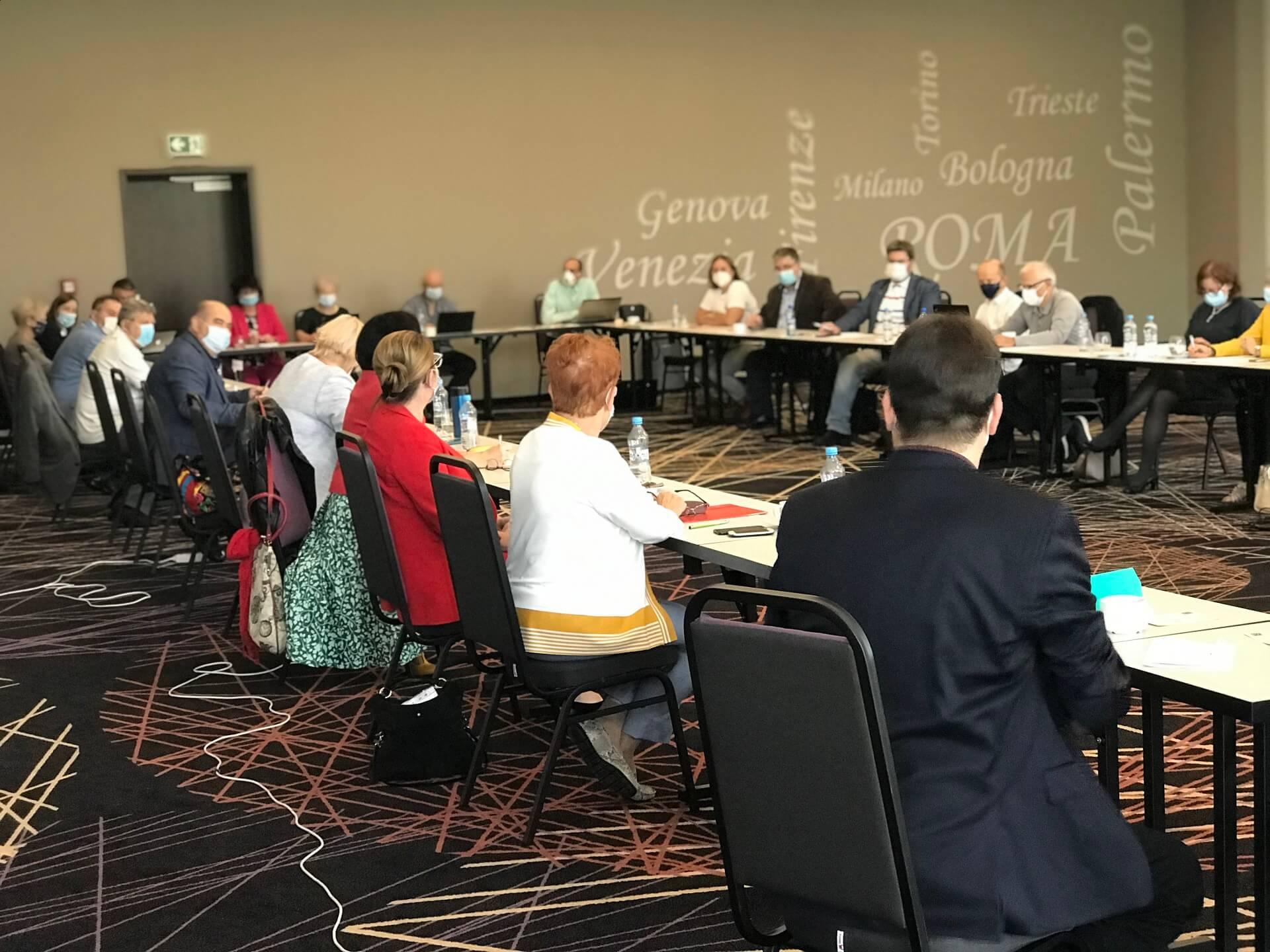 Porozumienie Zielonogórskie o jesiennej strategii walki z koronawirusem