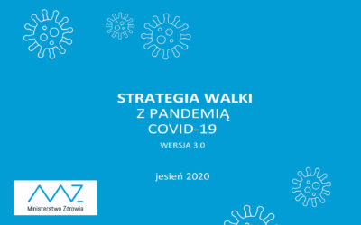 Strategia MZ walki z pandemią COVID-19 Wersja 3.0