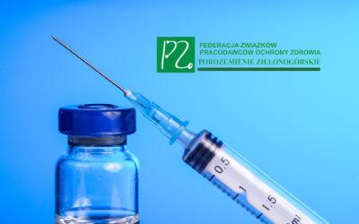 Stanowisko FPZ w sprawie szczepień przeciwko wirusowi SARS-CoV-2